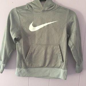 Gray Hoodie Therma-Fit Nike